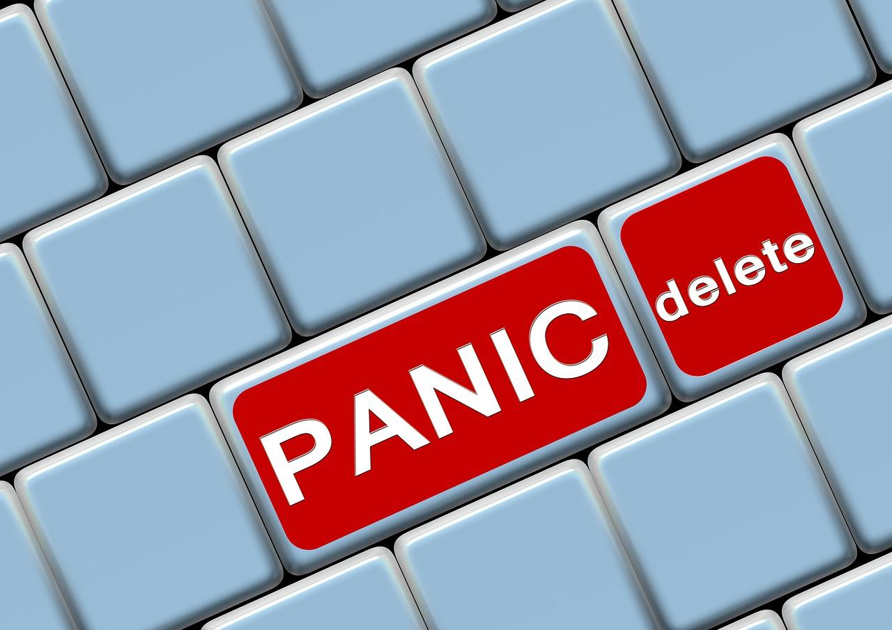 attacco di panico attacco di panico